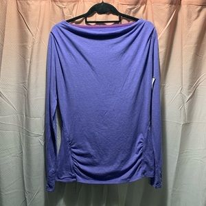 ATHLETA Boat Neck Tee